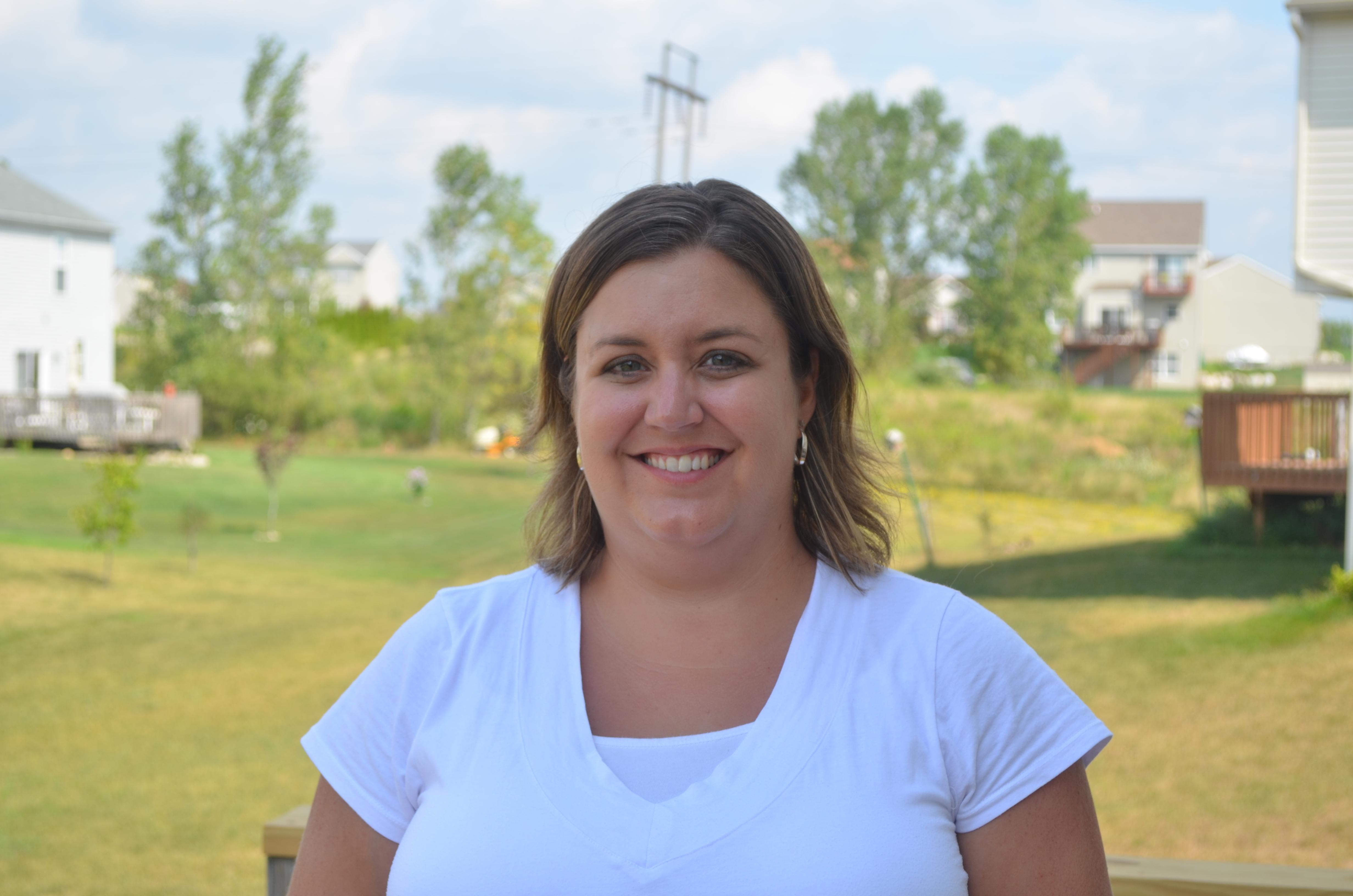Mrs. Amy Rotman,  Elementary Parapro