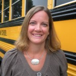 Mrs. Sally Handlogen,  Bus Driver