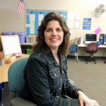 Mrs. Rachel Harkema,  Learning Support Services Teacher