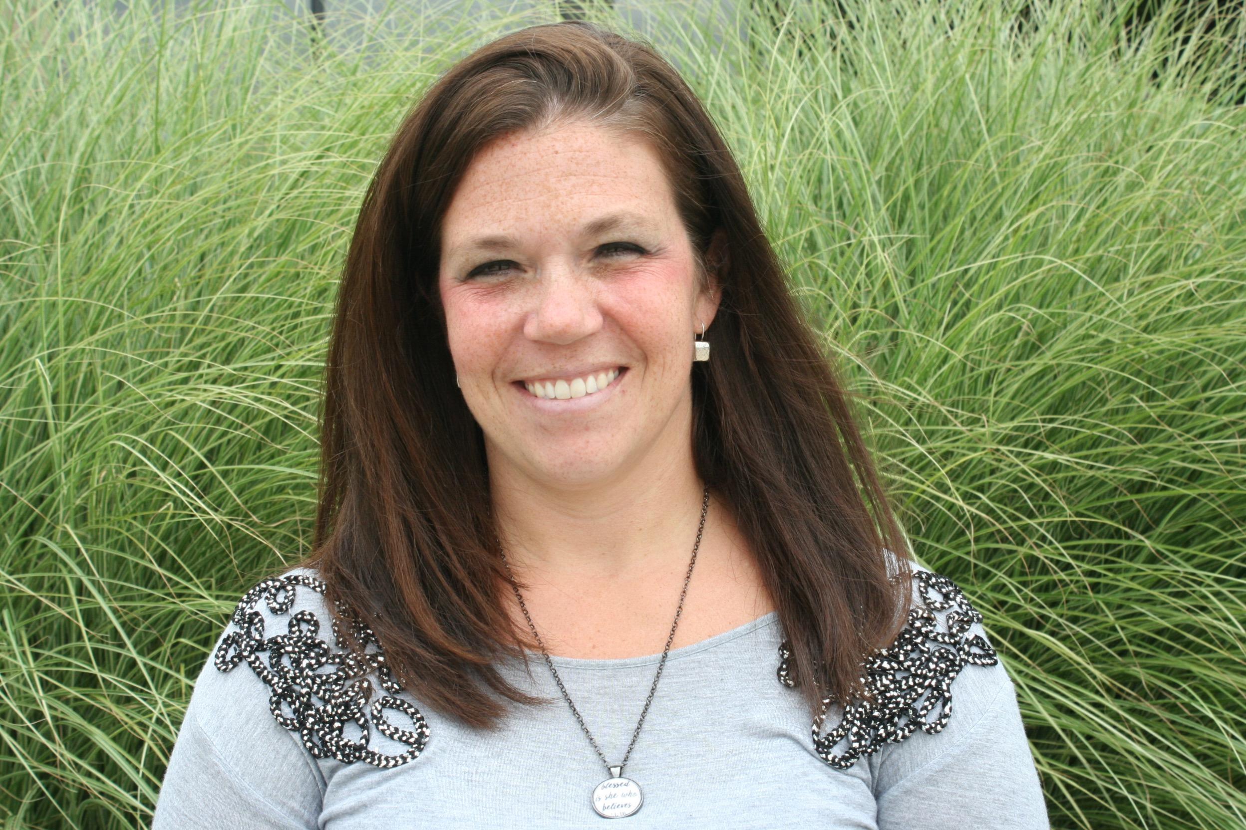 Mrs. Faye Veltman,  Volunteer Coordinator