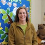 Mrs. Wendy Klunder,  Elementary Parapro