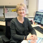 Mrs. Beth Van Houten, Elementary Secretary