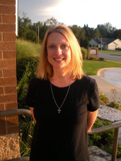 Mrs. Jennifer Gontjes,  Elementary Parapro