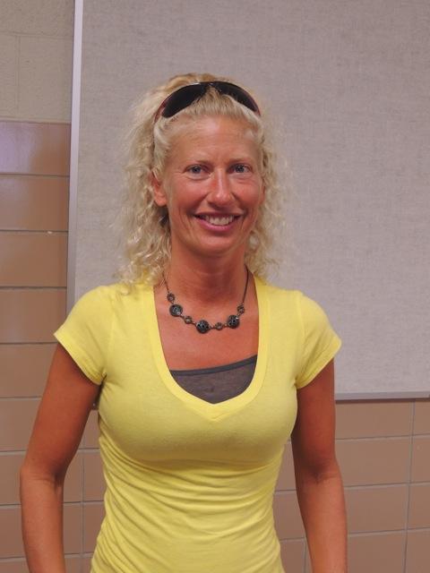 Mrs. Traci Miller, TRIP Coordinator