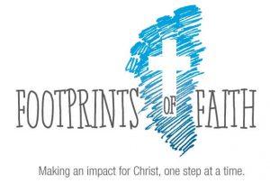 Footprints of Faith Logo