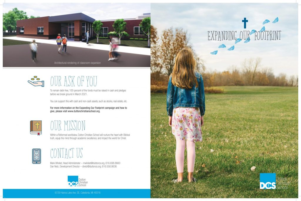 Expanding our Footprint Brochure 1